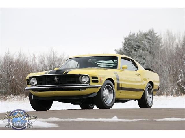 1970 Ford Mustang (CC-1444327) for sale in Stratford, Wisconsin