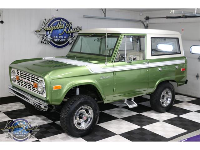 1973 Ford Bronco (CC-1444329) for sale in Stratford, Wisconsin