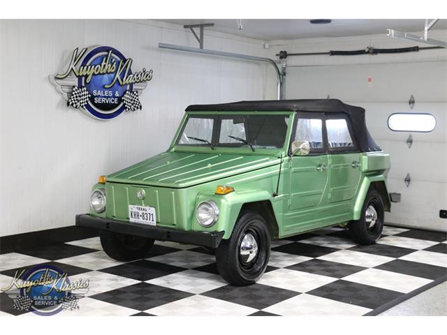 1974 Volkswagen Thing (CC-1444330) for sale in Stratford, Wisconsin