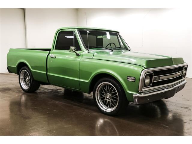 1970 Chevrolet C10 (CC-1444333) for sale in Sherman, Texas