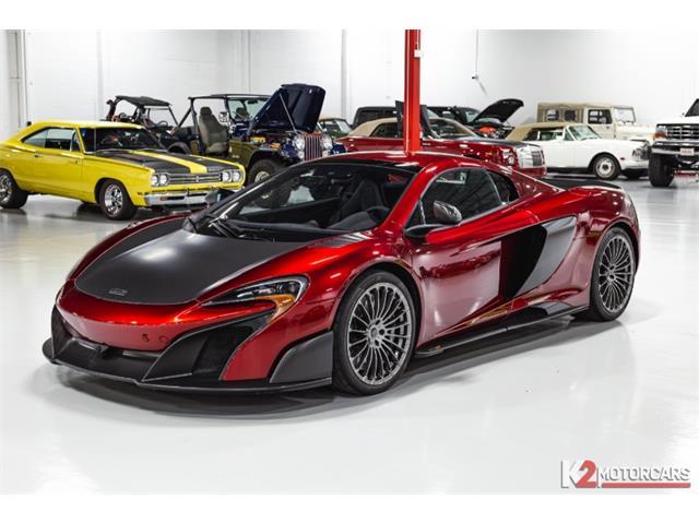 2016 McLaren 675LT (CC-1444341) for sale in Jupiter, Florida