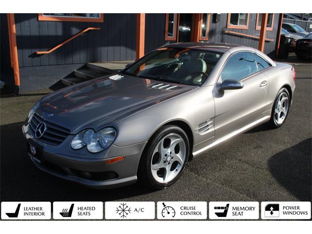 2005 Mercedes-Benz SL-Class (CC-1444361) for sale in Tacoma, Washington