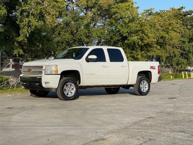 2012 Chevrolet Silverado (CC-1444368) for sale in Lakeland, Florida