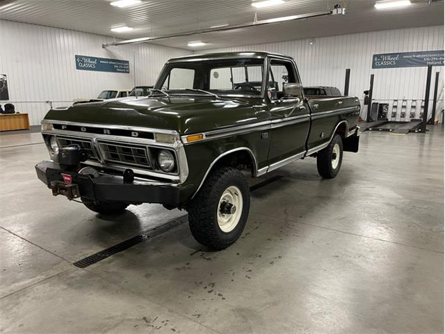 1976 Ford F250 (CC-1444386) for sale in Holland , Michigan
