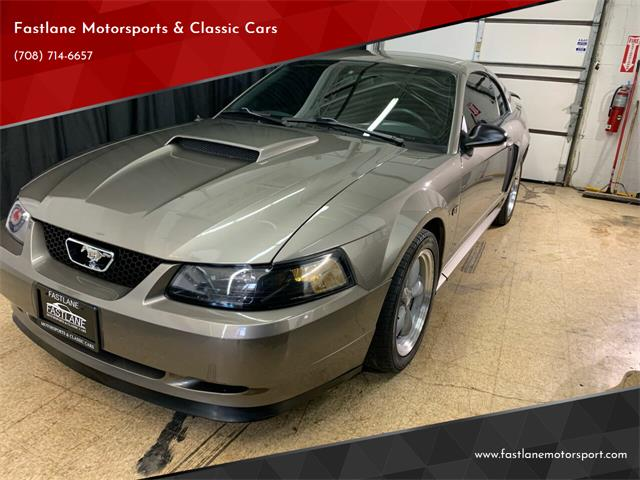 2002 Ford Mustang (CC-1444389) for sale in Addison, Illinois