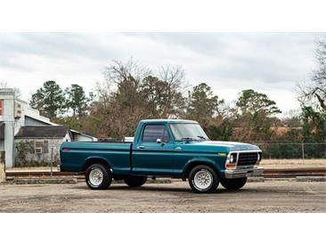 1978 Ford F100 (CC-1440439) for sale in Aiken, South Carolina