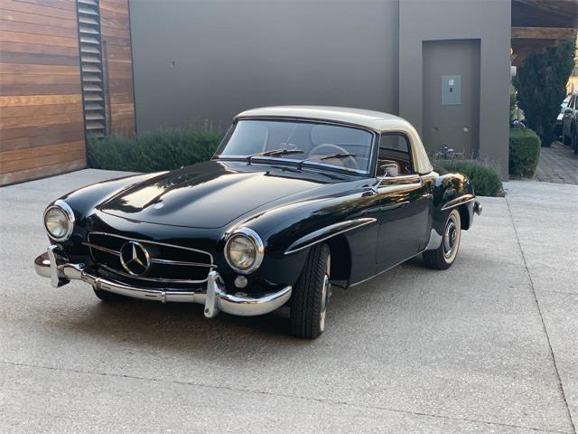 1960 Mercedes-Benz 190SL (CC-1444395) for sale in North Miami Beach, Florida