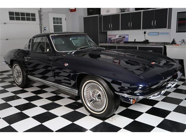 1964 Chevrolet Corvette (CC-1444396) for sale in Laval, Quebec