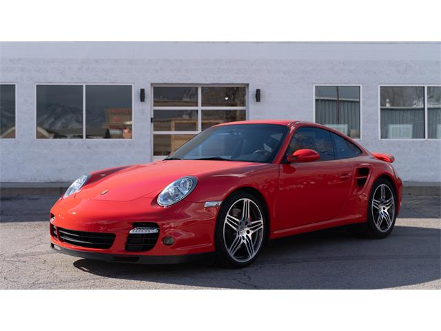 2007 Porsche 911 Carrera Turbo (CC-1444407) for sale in Salt Lake City, Utah