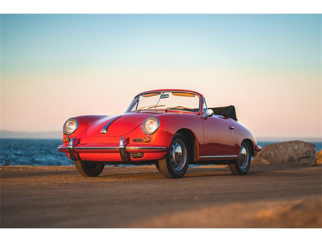 1965 Porsche 356SC (CC-1444412) for sale in Monterey, California