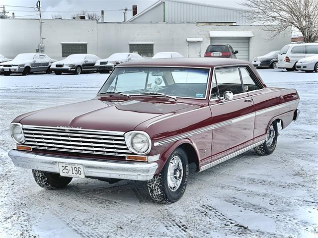 1963 Chevrolet Nova (CC-1444420) for sale in N Kansas City, Missouri