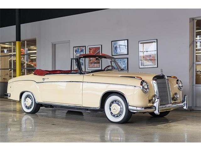 1960 Mercedes-Benz 220S (CC-1444425) for sale in STRATFORD, Connecticut