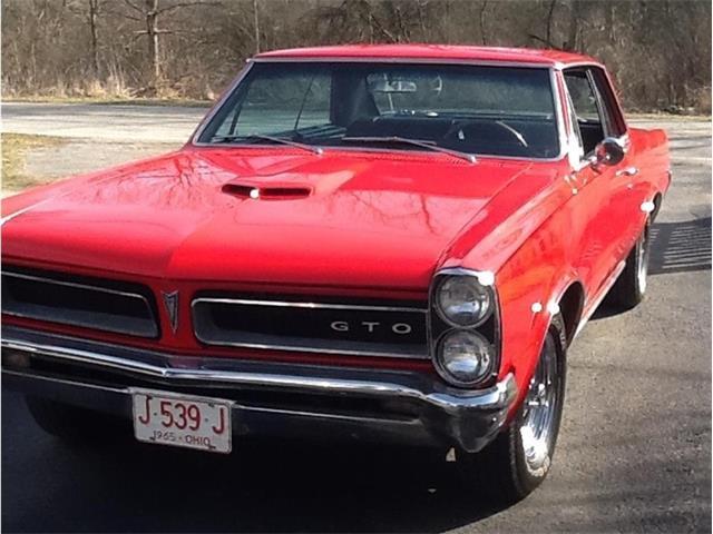 1965 Pontiac GTO (CC-1444429) for sale in Masury, Ohio