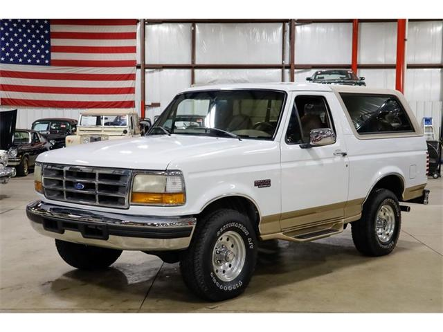 1996 Ford Bronco (CC-1444435) for sale in Kentwood, Michigan