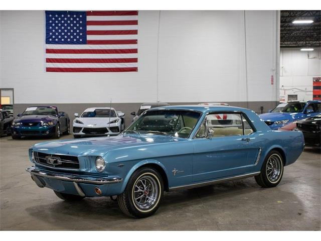 1965 Ford Mustang (CC-1444437) for sale in Kentwood, Michigan