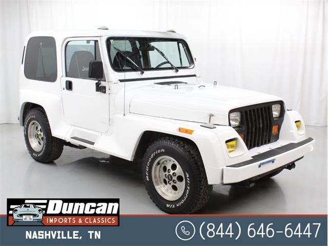 1993 Jeep Wrangler (CC-1444441) for sale in Christiansburg, Virginia
