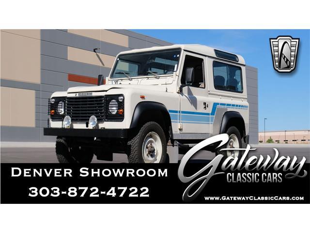 1985 Land Rover Defender (CC-1444444) for sale in O'Fallon, Illinois