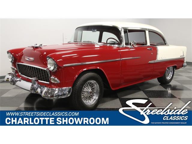 1955 Chevrolet Bel Air (CC-1444447) for sale in Concord, North Carolina