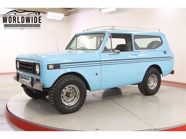 1977 International Scout (CC-1444450) for sale in Denver , Colorado
