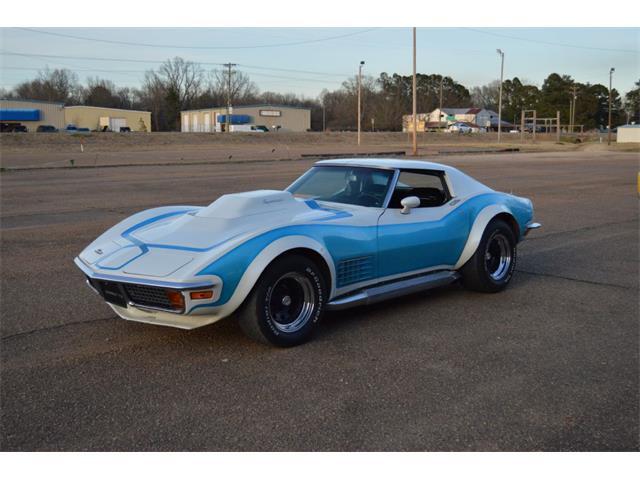 1972 Chevrolet Corvette (CC-1440447) for sale in Batesville, Mississippi