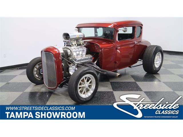 1931 Ford 5-Window Coupe (CC-1444472) for sale in Lutz, Florida