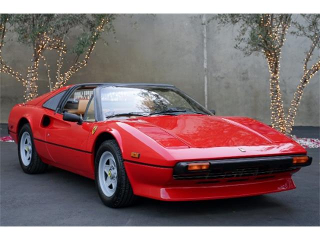 1982 Ferrari 308 GTSI (CC-1444494) for sale in Beverly Hills, California