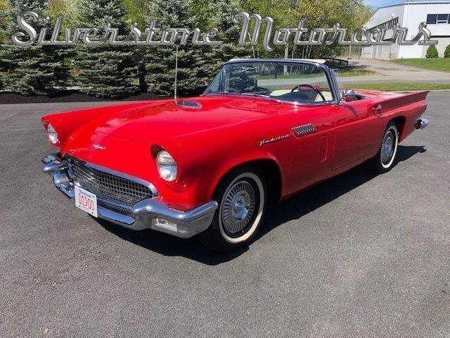 1957 Ford Thunderbird (CC-1444512) for sale in North Andover, Massachusetts