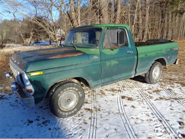 1978 Ford F150 (CC-1444519) for sale in Cadillac, Michigan