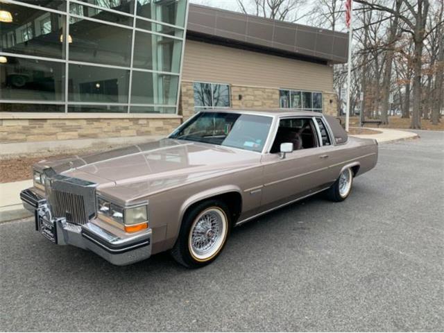 1983 Cadillac DeVille (CC-1444521) for sale in Cadillac, Michigan