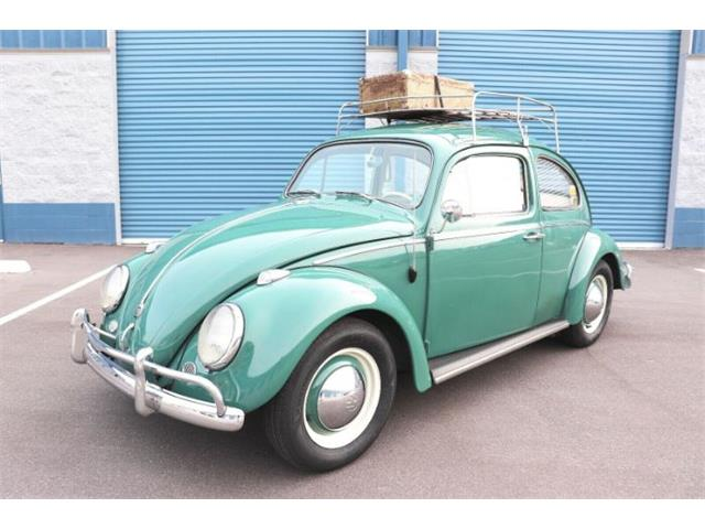 1960 Volkswagen Beetle (CC-1444522) for sale in Cadillac, Michigan
