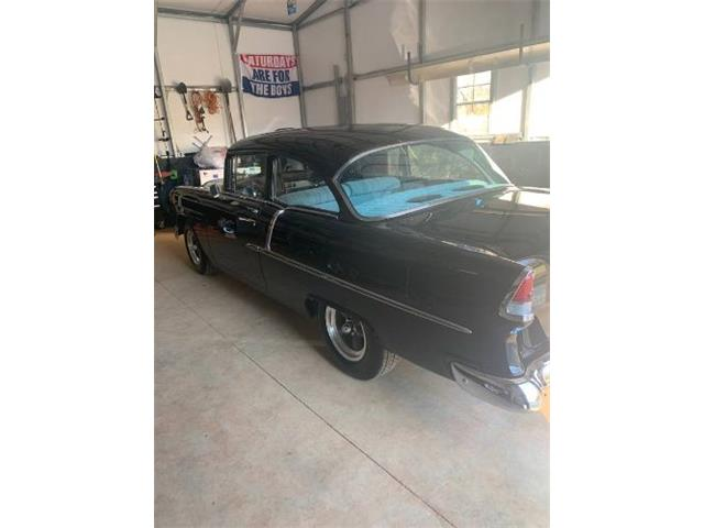 1955 Chevrolet Bel Air (CC-1444526) for sale in Cadillac, Michigan