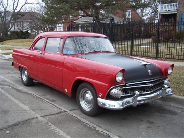 1955 Ford Fairlane (CC-1444528) for sale in Cadillac, Michigan