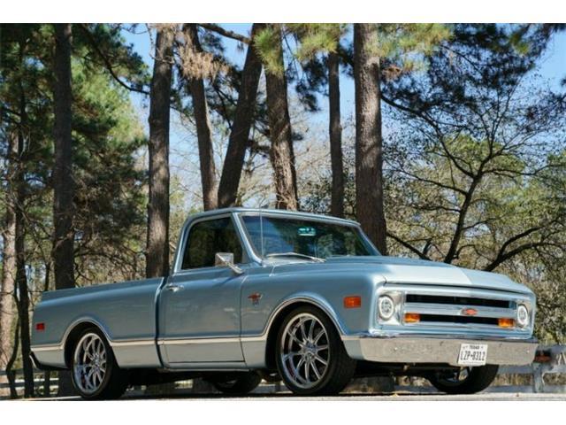 1968 Chevrolet C10 (CC-1444531) for sale in Cadillac, Michigan