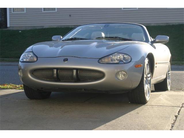 2003 Jaguar XKR (CC-1444533) for sale in Cadillac, Michigan