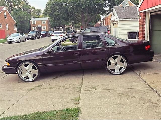 1995 Chevrolet Impala (CC-1444539) for sale in Cadillac, Michigan