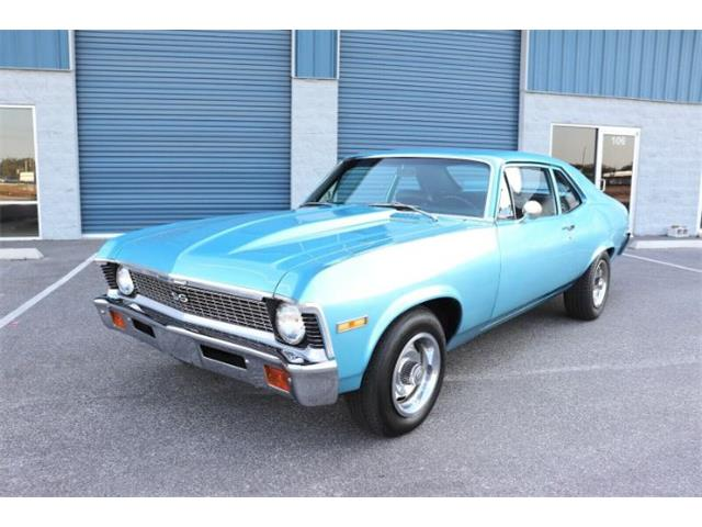 1970 Chevrolet Nova (CC-1444542) for sale in Cadillac, Michigan