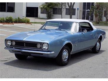 1967 Chevrolet Camaro (CC-1440455) for sale in Pompano Beach, Florida