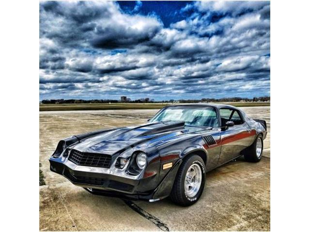1979 Chevrolet Camaro (CC-1444553) for sale in Cadillac, Michigan