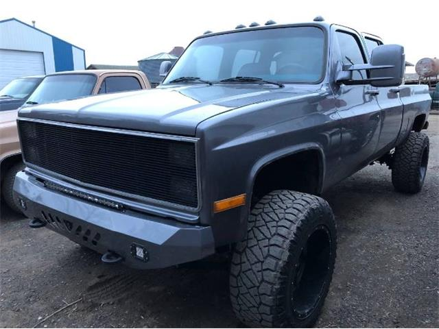 1986 Chevrolet Pickup (CC-1444557) for sale in Cadillac, Michigan
