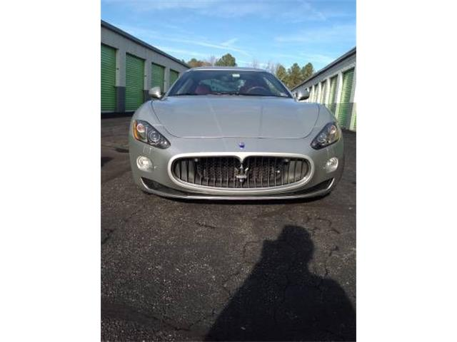 2009 Maserati GranTurismo (CC-1444559) for sale in Cadillac, Michigan