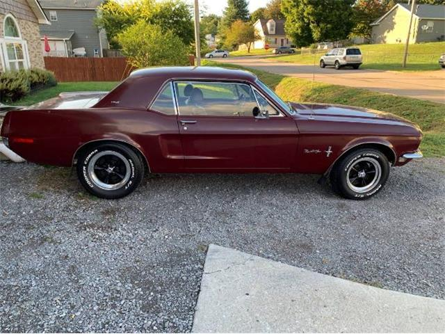 1968 Ford Mustang (CC-1444561) for sale in Cadillac, Michigan