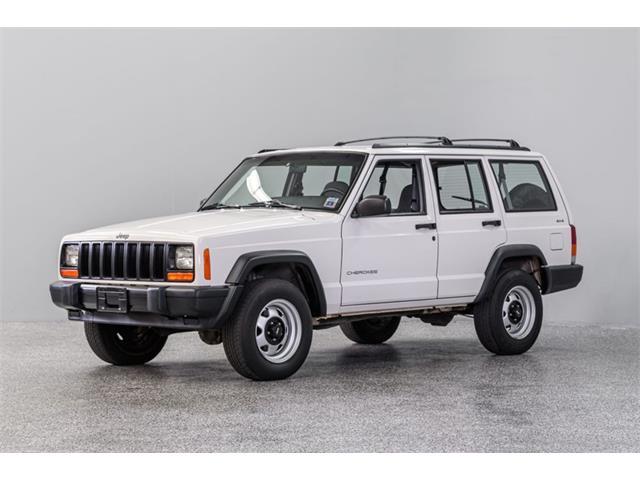 1997 Jeep Cherokee (CC-1444563) for sale in Concord, North Carolina