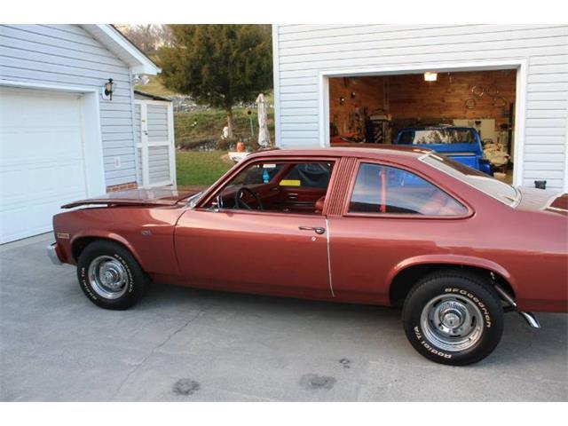 1977 Chevrolet Nova (CC-1444566) for sale in Cadillac, Michigan