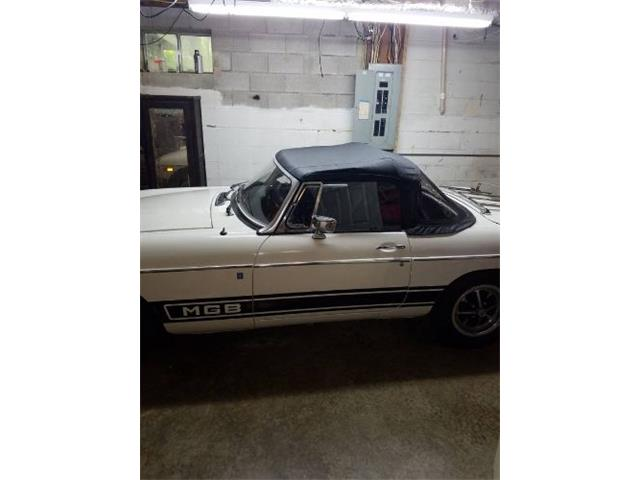 1980 MG MGB (CC-1444567) for sale in Cadillac, Michigan
