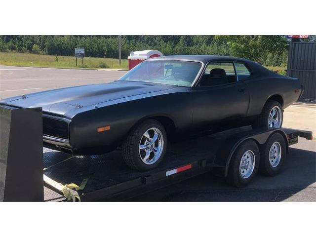1973 Dodge Charger (CC-1444568) for sale in Cadillac, Michigan