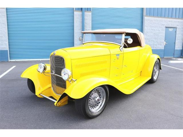 1932 Ford Roadster (CC-1444571) for sale in Cadillac, Michigan