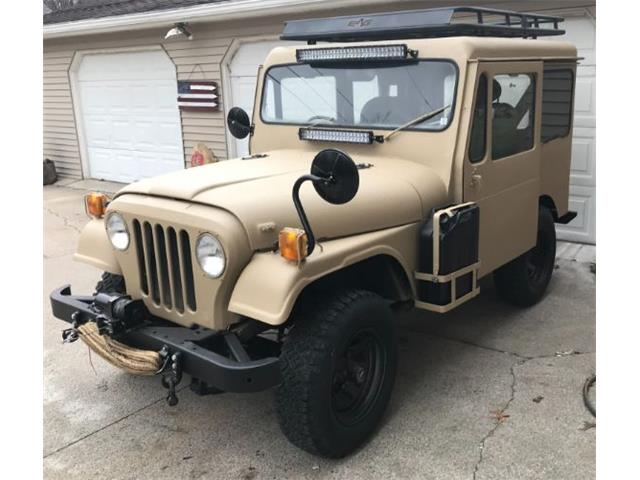 1976 Jeep DJ (CC-1444573) for sale in Cadillac, Michigan