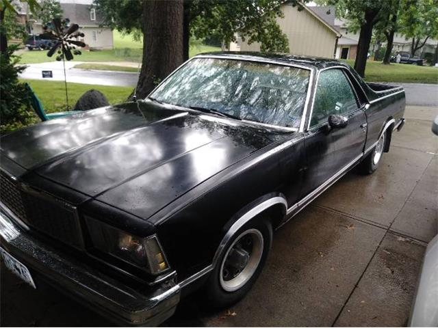 1978 Chevrolet El Camino (CC-1444574) for sale in Cadillac, Michigan