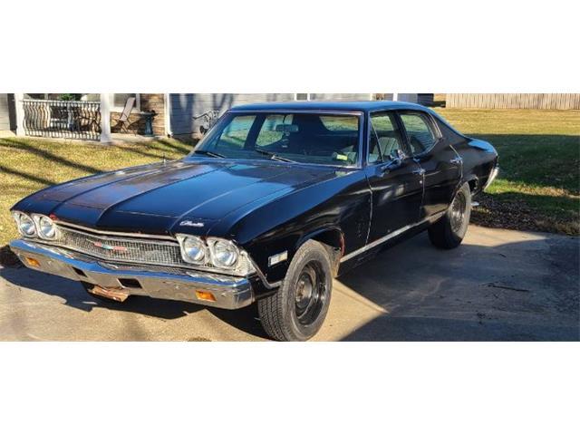 1968 Chevrolet Chevelle (CC-1444575) for sale in Cadillac, Michigan