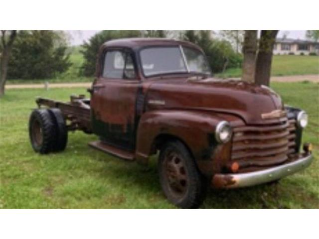 1951 Chevrolet Pickup (CC-1444581) for sale in Cadillac, Michigan